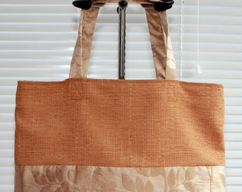 Large Shoulder Tote Bag, Hobby Bag for all your Knitting, Sewing and Crochet Projects.