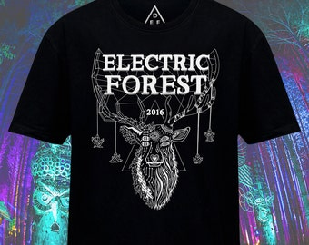 Electric Forest 2016 Tee