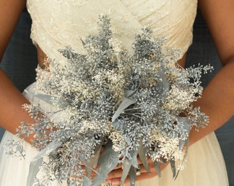 Winter Bridesmaid Bouquet