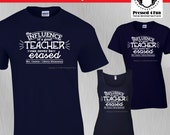 Teacher Shirts: Teacher I...