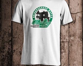 Hinkley Hills Neighborhood Watch | Men's tee | Inspired by The Burbs