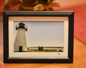 Ned's Point Lighthouse- Mattapoisett, MA