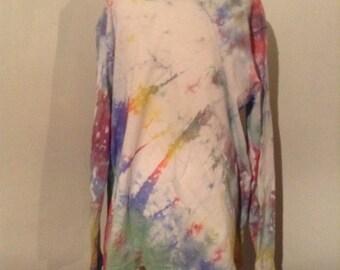 Kids Tie Dye Shirt 6-7 years