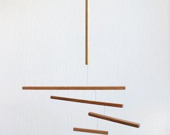 Sticks #01 | Kinetic Wooden Mobile