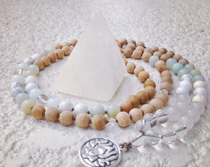Cool Calm and Clear Mala