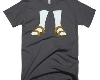 Socks And Sandals - t-shirt for dad