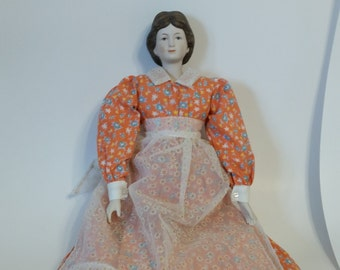 Civil War Era doll, replica