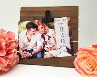 Digital Save the Date Template