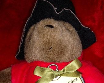 Vintage Paddington Bear Plush