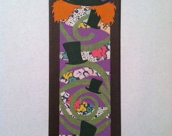 Mad Hatter Bookmark
