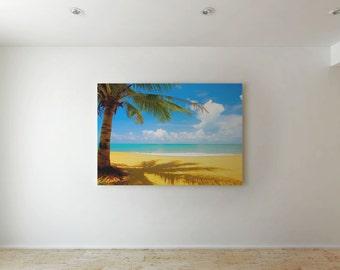 Beach  - Canvas decor