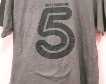 Vintage Soft Machine Fifth Album 1972 (A006)