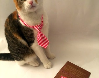 The Mad Men: Adjustable necktie for cats, dogs, kittens, Puppies and furrbabies