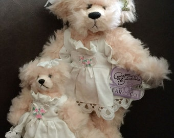 Annette Funicello Mommy & Me Bears, Teddy Bear, Limited Edition