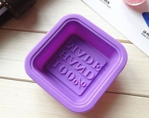 Hand made silicone mold