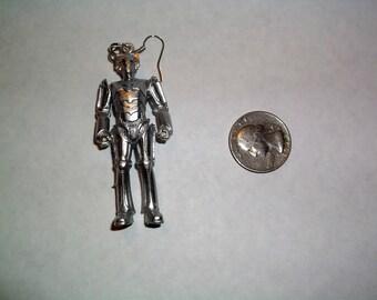 Cyberman earring!