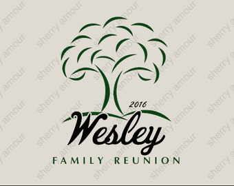 16 Pack Custom Family Reunion T-Shirts / Family Gathering / Family Tree