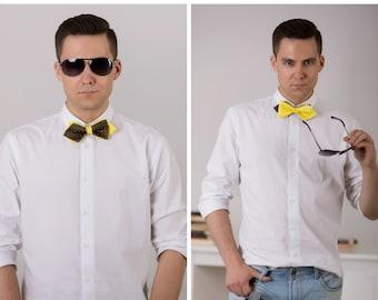 Double bow tie/ Green bow tie/ Yellow bowtie/ Lime green bow tie/ Clown bow tie/ Batwing bow tie/ Present bowtie/ Pocketsquares