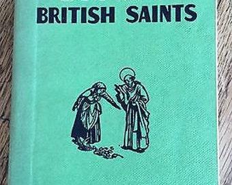 The Children's Book of British Saints - Hugh Ross Williamson - May 1959