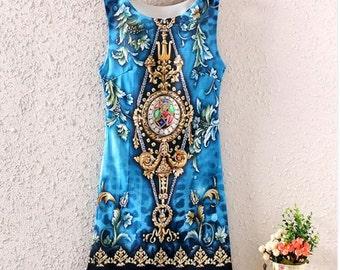 SALE The Venetian Dress