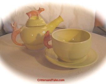 1 Cup Teapot and Cup