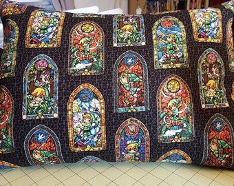 Legends of Zelda 12x16 Decorative Pillow Cover with Insert