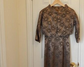 1950's dress with Bolero Jacket