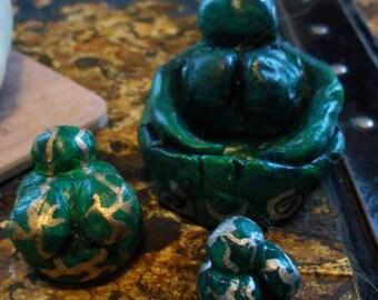 Goddess Figurine Set
