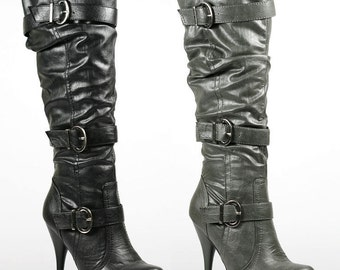 Bamboo Colada 14 Knee High Boots
