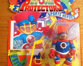 Stone Protectors Sports Heroes - Maxwell The Slapshot