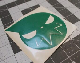 Vinyl Decal - Soul Eater Logo