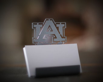 Collegiate Logo Business Card Holder | 16 Styles
