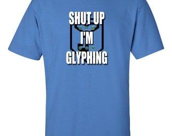 Ingress Glyphing Shirt