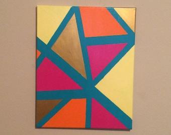 Multi-Color Triangles