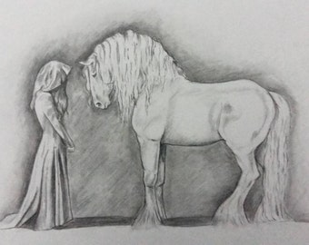 The Witch and the Stallion