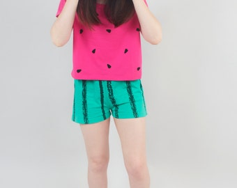 Watermelon pyjama set