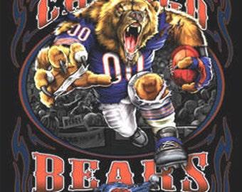 Chicago Bears Shirt / Short or Long Sleeve