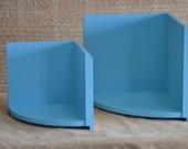 Stackable Children's Shelves