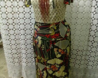 054-PURE SILK DRESS