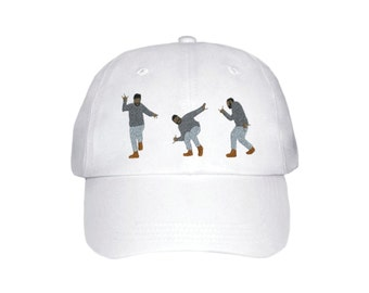 Drake Dancing Embroidered Cap