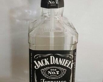 Whiskey Bottle Soap Dispenser