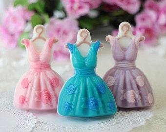 Handmade Dress Soap - Gift For Daughter, Soap Dress, Gifts For Girls, Baby Shower Favor, Mother Daughter Gift Under 5 Dollars
