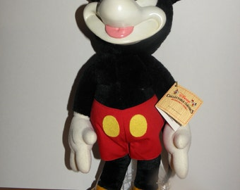 Mickey Mouse Woodsculpt Series Doll
