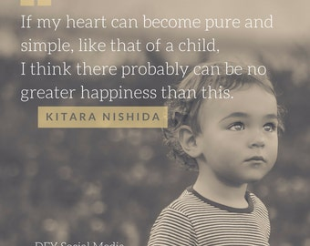 30 PERSONALISED DFY Social Media Images - Children Quotes