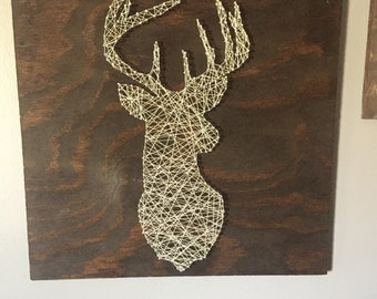 Animal String Art Etsy