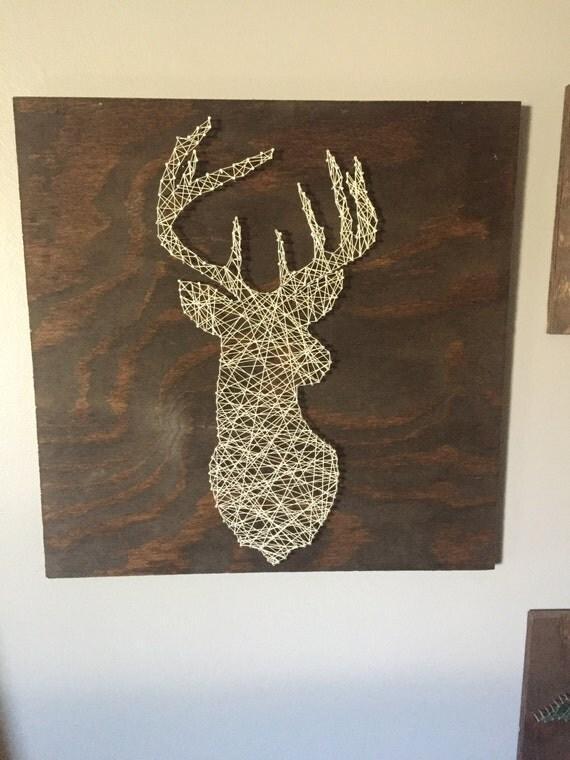 Items similar to custom string nail art animal string for String art patterns animals