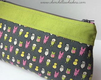 Tiny Bears and Friends Pouch