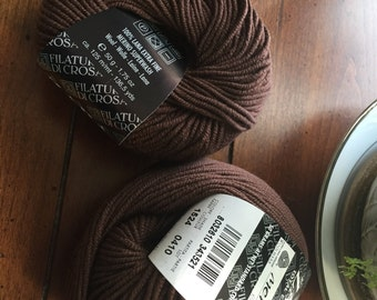 Filatura di Crosa Yarn ~ Zara ~ Lana Extra Fine Superwash Merino ~ Various Discontinued Colours