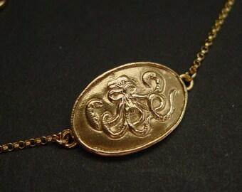 Octopus- Bracelet
