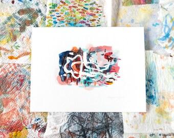 Rock, 6 x 8 limited edition fine art print